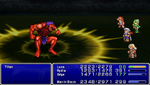 FF4PSP TAY Enemy Ability Gaia's Wrath