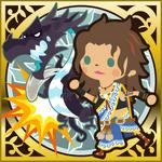 FFAB Dragon Claws - Fang Legend SR+