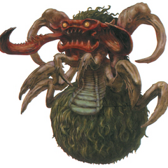 Artwork from <i>The Art of Final Fantasy IX</i>.