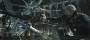 Regis battle In Kingsglaive Trailer
