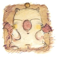Yoshitaka Amano concept art.