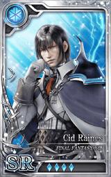 FF13 Cid Raines SR I Arniks