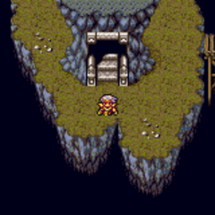 Magnetic Cave (GBA).