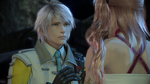 FFXIII-2 Hope Serah Meeting