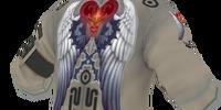 Winged Saint