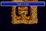 FF Sage's Cave GBA
