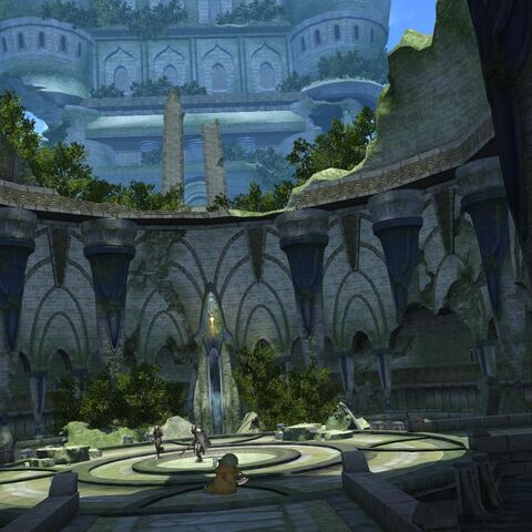The Wanderer's Palace.
