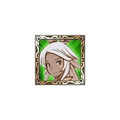 Viera White Mage icon in <i>Final Fantasy Tactics S</i>.