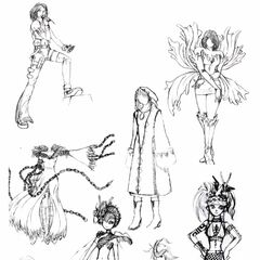 Dressphere concepts.
