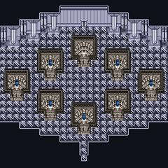 Babil crystal room.