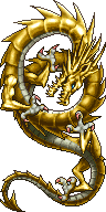 FF4PSP Gold Dragon