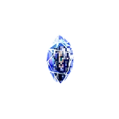 Sephiroth's Memory Crystal.