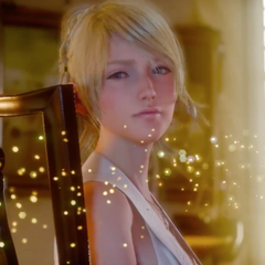 Luna as seen in the Jump Festa 2015 trailer.