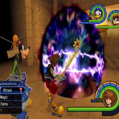 <i>Kingdom Hearts</i>.