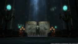 XIV Demon Tome