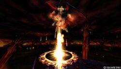 DFF Chaos Divine Punishment