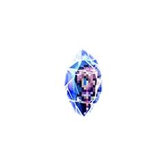 Serah's Memory Crystal.