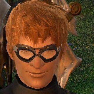 The Wandering Minstrel in <i>Final Fantasy XIV</i> (1.0).
