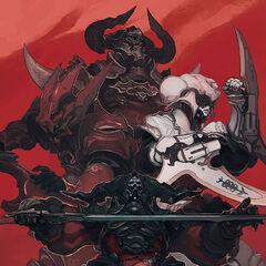 Gaius and Tribunes artwork.