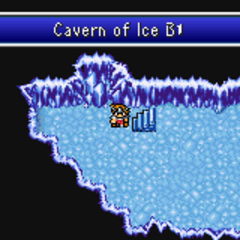 Cavern of Ice (GBA).