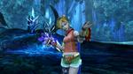 Rikku Victory Pose