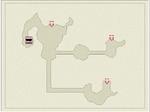 FFIVDS Lodestone Cavern B4 Map