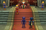 Baron Castle Throne Room iOS