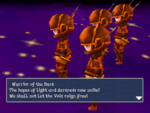 FFIII iOS Warriors of Dark
