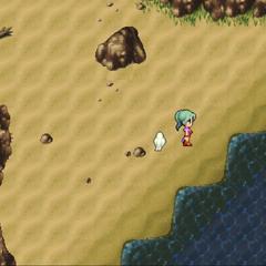 Solitary Island beach (iOS/Android/PC).