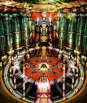 Inside Zanarkand Dome 2