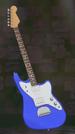 LRFFXIII Blue Guitar