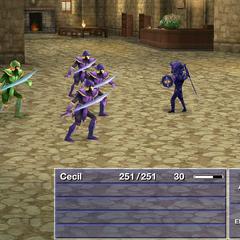 Battle in the inn (iOS).