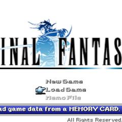 <i>Final Fantasy</i> (PS).
