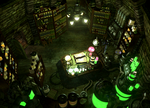 Shinra mansion lab