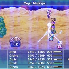 Magic Madrigal.