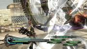 Early-LRFFXIII-Battle