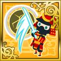 FFAB Heaven's Light - Samurai (M) SR