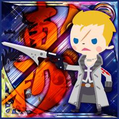 <i>Final Fantasy Airborne Brigade</i> (UR+ Legend).
