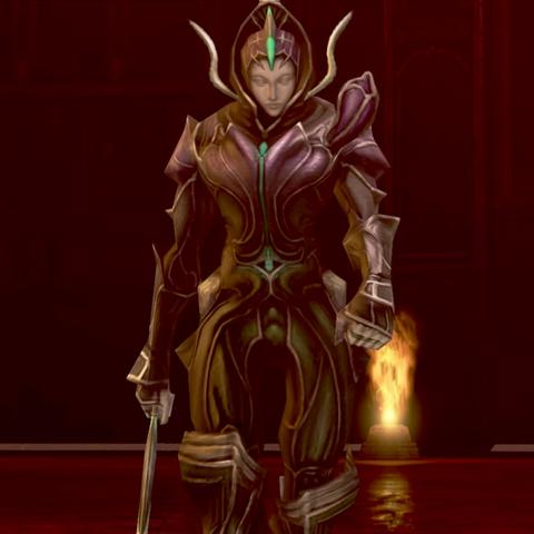 Rursan Reaver in Pandæmonium.