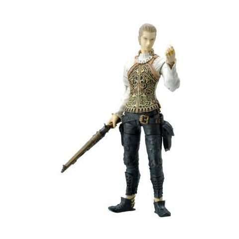Balthier's Play Arts figure.