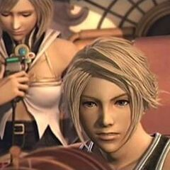 Vaan and Ashe.