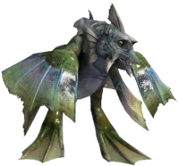 FFXIII enemy Orobon
