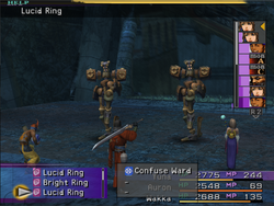 FFX Armor Switch