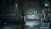 FFXV Costlemark Tower Sealed Door