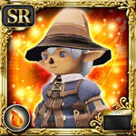 Square Enix Legend World - Black Mage (FFXI) SR