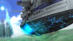 Ffccbearers airship