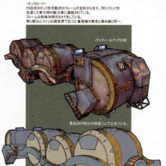 Dream Zanarkand Apparatus.