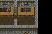 FFIV Fabul Item Shop GBA