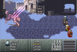 FFVI Shadow Fang