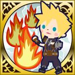 FFAB Fire - Cloud Legend SR